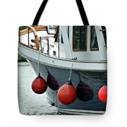 Boat Time Tote Bag