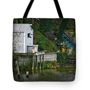 Boathouse Boy Fishing Tote Bag
