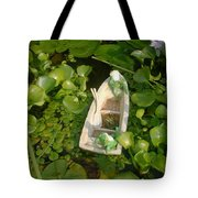 Boating With Friends Tote Bag