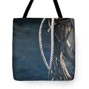Boating Time Tote Bag