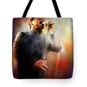 Bobby Kimball From Toto 01 Tote Bag