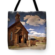 Bodie Church - Impressions Tote Bag