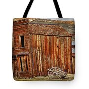 Bodie Ghost Town Tote Bag by Garry Gay