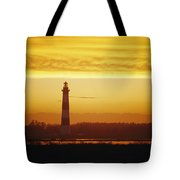 Bodie Island Lighthouse, Oregon Inlet Tote Bag