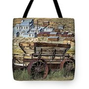 Bodie Wagon Tote Bag