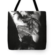 Body Projection Woman - Duplex Tote Bag