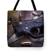 Bodyguard Concealed Carry Tote Bag