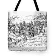 Boer War, 1899 Tote Bag