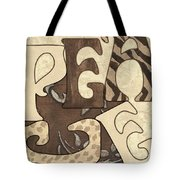 Bohemian Peace Tote Bag