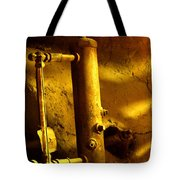 Boiler Room Tote Bag