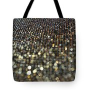 Bokeh Bling Tote Bag