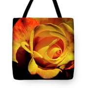 Bold Rose 2 Tote Bag
