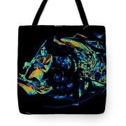 Tb Cosmic Swirl Tote Bag