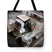Bomber Style Model A Tote Bag