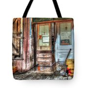 Bon Secour Door Tote Bag