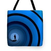 Bond Man Tote Bag