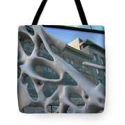 Bond Street Sculpture Tote Bag