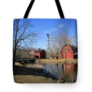 Bonneyville Mill Tote Bag