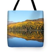 Bonnie Lake Reflections Tote Bag