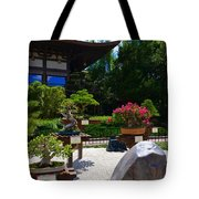 Bonsai Garden Tote Bag