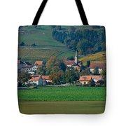 Bonvillars Tote Bag