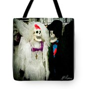 Boo-tiful Couple Tote Bag