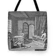 Bookbinder, 1763 Tote Bag