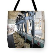 Boots, Rifles, Dog Tags, And Protective Tote Bag