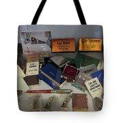 Bordello Paraphernalia - Wallace Idaho Tote Bag