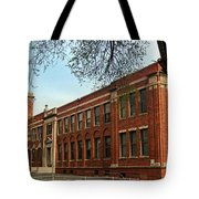 Border Star Elementary School Kansas City Missouri Tote Bag
