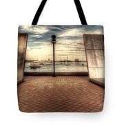 Boston - David Von Schlegell - Untiltled Tote Bag