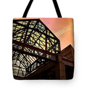 Boston - Faneuil Hall Market Place Tote Bag
