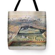 Boston, 1850 Tote Bag