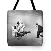 Boston: Baseball Game, 1961 Tote Bag
