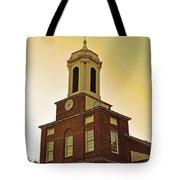 Boston Church Tote Bag