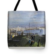 Boston, Mass., 1838 Tote Bag