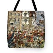 Boston: Occupation, 1768 Tote Bag