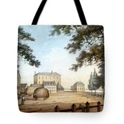 Boston: Theater, 1798 Tote Bag