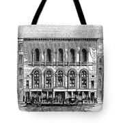 Boston: Tremont Temple Tote Bag by Granger