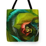 Botanical Fantasy 011512 Tote Bag