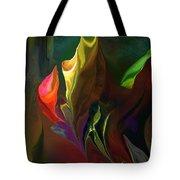 Botanical Fantasy 121211 Tote Bag