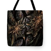 Botanical Fantasy 123011 Tote Bag