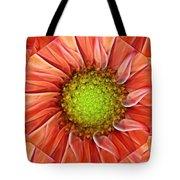 Botanical Swirl Tote Bag