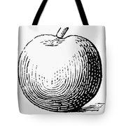 Botany: Apple Tote Bag