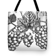 Botany: Grapes Tote Bag by Granger