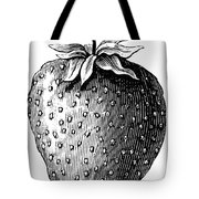 Botany: Strawberry Tote Bag