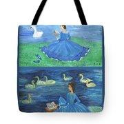 Both Swan Lake Readers Tote Bag