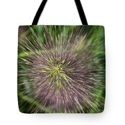 Bottle Brush By Nature Tote Bag