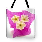 Bougainvillea Flower Tote Bag