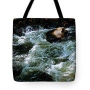 Boulder Rising Tote Bag